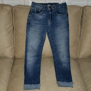 Boys ZARA Slim Fit Jeans
